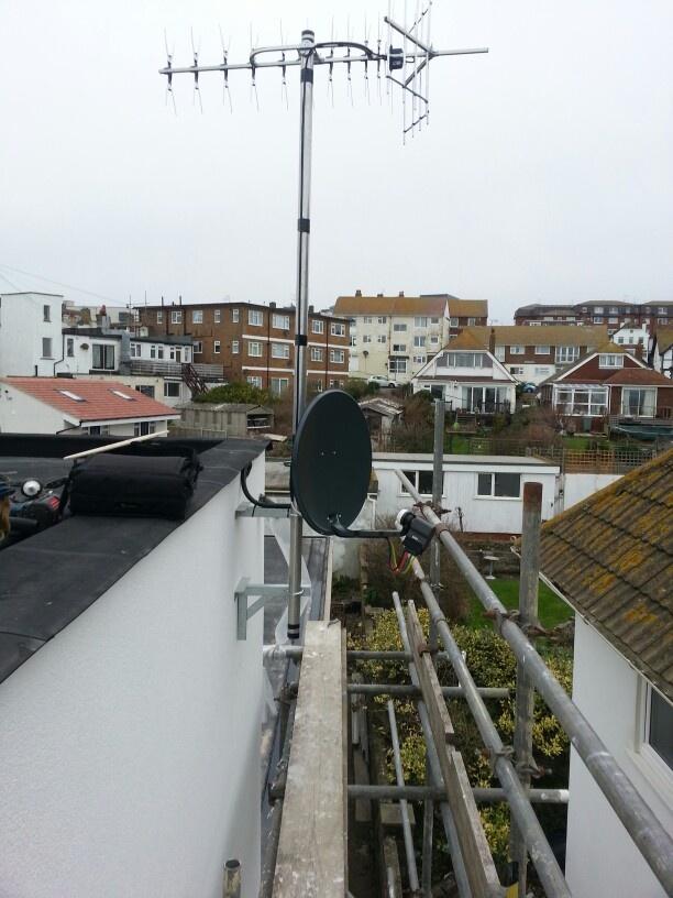 Doddington Aerials IRS TV System